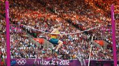 Slagline @ the Olympics?