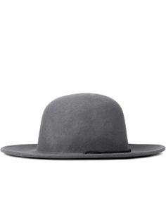 c0f81f3c6ba KNYEW Flat Brim Hat Model Picture Flat Brim Hat