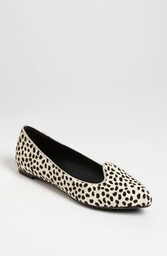 Steven by Steve Madden 'Valantine' Smoking Flat available at #Nordstrom