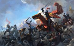 One of my personal pieces about Polish Winged Hussars. I started it on April 2011 and now I've repainted it to check If I can squeeze out more from this piece.. The previous one if you're curious &...