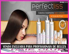 01HC111 *PERFECT LISS* ESCOVA CF – VISAT HAIR…