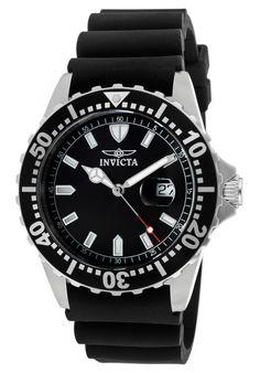 a94c0f39e2b Invicta 10917 Men s Pro Diver Black Dial Black Rubber  Invicta  Sport