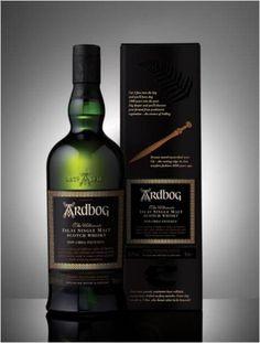 Ardbog! The newest release from the audacious Ardbeg distillery.