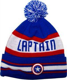 Captain America Beanie Captain America Name 164c33917707