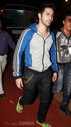 Varun Dhawan gave a special performance at the Got Talent Stage. #Bollywood #Fashion #Style #Handsome