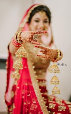 Pinterest: Dil_Di_Gal_Couture (Instagram) - #DilDiGalCouture #indianwedding #Instagram #Pinterest