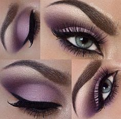 Pink and Purple Eye Makeup Looks 19 Loading. Pink and Purple Eye Makeup Looks 19 Purple Eye Makeup, Makeup For Brown Eyes, Smokey Eye Makeup, Glitter Makeup, Purple Makeup Looks, Purple Eyeshadow Looks, Cosmetics Glitter, Gorgeous Makeup, Love Makeup