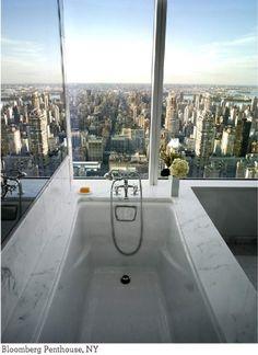 New york bathroom