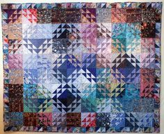 straythreads: Off the couch  North Wind blocks - Love it.