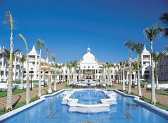 This year's  destination:  Riu Palace, Riviera Maya