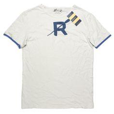 Rugby Ralph Lauren ラグビーラルフローレン レタードTシャツ-018