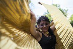 Comparsa Inaugural * Foto: Juan Gabriel Salazar G * Décima Fiesta de las Artes Escénicas