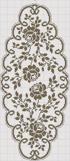Watch The Video Splendid Crochet a Puff Flower Ideas. Phenomenal Crochet a Puff Flower Ideas. Filet Crochet Charts, Crochet Motifs, Crochet Cross, Crochet Art, Crochet Home, Thread Crochet, Crochet Doilies, Crochet Puff Flower, Crochet Flower Patterns