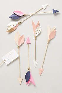 Anthropologie - Ornamental Arrows
