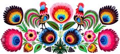 Image detail for -Some great examples of the Polish folk art of paper cutting: Folk Embroidery, Embroidery Designs, Bordado Popular, Polish Folk Art, Embroidery Techniques, Pattern Art, Art Patterns, Paper Cutting, Cool Art