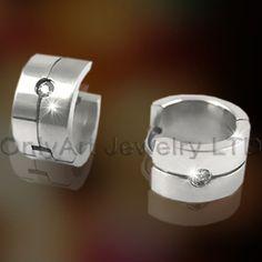 Titanium Hoop Earring OATE0017 Model Number     OATE0017 Jewelry Type     Earrings Place of Origin     Guangdong, China (Mainland) Brand Name     OA Earrings Type     Hoop Earrings Jewelry Main Material     Titanium Main Stone     Crystal, Rhinestone