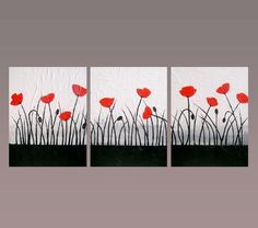 Super cute. Wonder if I have enough skills to paint something like this with purple flowers