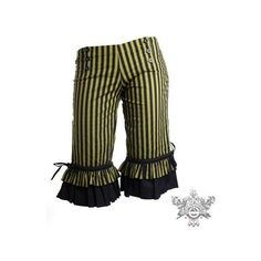 ruffle knickerbockers   Steampunk Fashion ❤ liked on Polyvore featuring steampunk