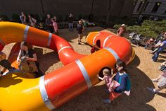 Carnegie Museum's 'Playground Project' Traces an Evolution - The New York Times