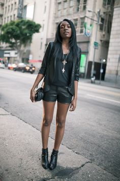 Fashion Bombshell of the Day: Theresa from LA - The Fashion Bomb Blog : Celebrity Fashion, Fashion News, What To Wear, Runway Show Reviews