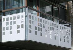 Bilderesultat for french balcony perforated
