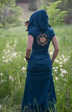 Kaleidoscope Dreamcatcher Dress Casual Version by ElvenForest