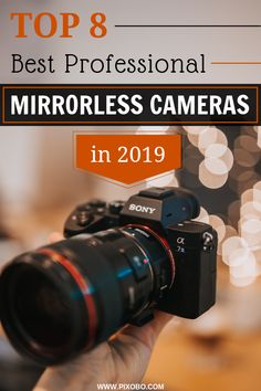 Mirrorless cameras have their own advantages because they come in a smaller size but they can still produce the same results as full-frame DSLRs. In this article, you can read what is a mirrorless camera and find out if you should buy a professional mirrorless camera. For you, we have prepared our list of 8 best professional mirrorless cameras in 2019. We will help you find is a professional mirrorless camera that suits you the best!  #mirrorlesscamera #mirrorlessphotography #bestcameras…