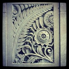 Architectural detail #seattletimes building #seattle #newspaper #instagram: