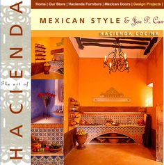 Looks like a good book, might have to get this one.  Modern Mexican Interior Design