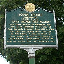John Deere (inventor) - Born in Rutland, Vermont Rutland Vermont, North Adams, New England States, Classic Tractor, Travel Nursing, Covered Bridges, Summer Travel, New Hampshire, Family History