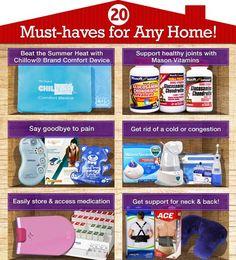 FSA Blog   Health Care essentials for home