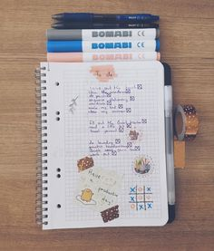 Trying to make my to-do list prettier to be more productive. Diary Planner, Bujo, Addiction, Bullet Journal, Cleaning, How To Make, Planner Journal, Home Cleaning