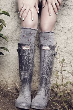 I always prefer the rough and ready look with iconic boots like these #rundownhunters
