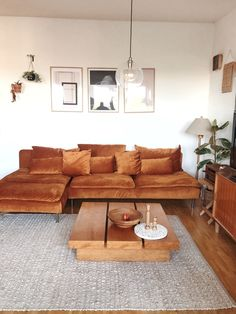 Home Living Room, Apartment Living, Living Room Designs, Living Room Decor, Living Spaces, Interior Exterior, Home Interior, Interior Design, Interior Architecture