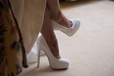 4fa2506f529 Creo que no dije en su momento lo maravillosos que son los zapatos de novia  de  peeptoes  )  boda  zapatos