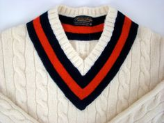 A fantastic vintage-inspired sweater.