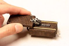 The Pocket Press - reminds me of going to the Art Shanties. I desperately want a printing press...
