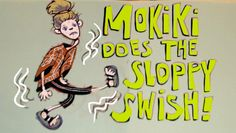 Mokiki | Sloppy Swish | Taran Killam | Saturday Night Live | #SNLFanArt