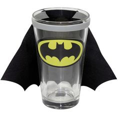 DC Comics: Batman Caped Pint Set Of 2, at 18% off!