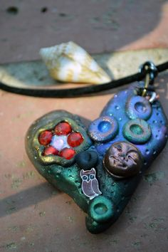 necklace by shoshana brand (CRYING CROW)
