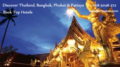 Beach vacations, family holidays and resorts in Thailand, Bangkok, Phuket, Pattaya.  Book family, honeymoon and holiday tour packages in Thailand for Pattaya, Koh chang, Hua Hin, Chiang Mai, Koh Samui, Koh Phangan, Krabi, Phang Nga.