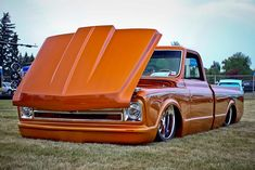 After SEMA I took a serious liking to C10s, I mean I have always enjoyed them on some level, but after seeing Brad Commer and Chris Smith's pro touring trucks I took a real liking to them. No…