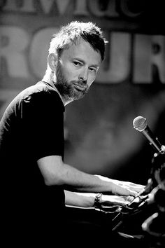Will be seeing him and the rh gang next Wednesday night! >> Thom Yorke, you're a genius