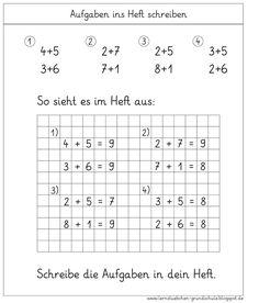 Wiederholen bis 20 und erste Schritte im 100-er Raum - | Matek ...