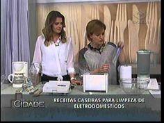 ▶ LIMPEZA DE ELETRODOMÉSTICOS - YouTube