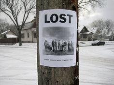 Lost Lost Sign