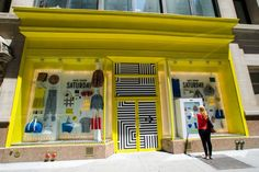 24-Hour Window Shopping: Kate Spade Launches New 'Saturday' Collection | PR Examples Why didn't we think of it before?