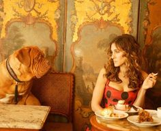 Carrie in Paris!