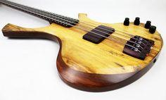 Fleeting Guitars Tsukanoma Bass Body Angle 2
