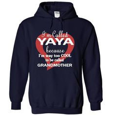Im called YAYA…